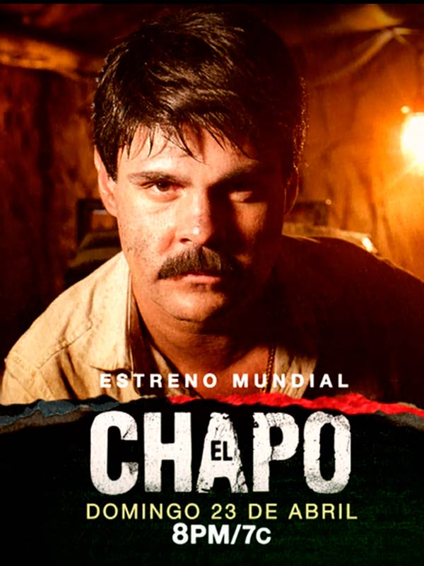 El Chapo – Temporada 1 Completa [2017] [NTSC/DVDR-Custom HD] Español Latino