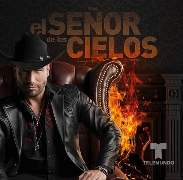 El Señor de los Cielos – Temporada 5 Completa 19 Discos [2017] [NTSC/DVDR-Custom HD] Español Latino