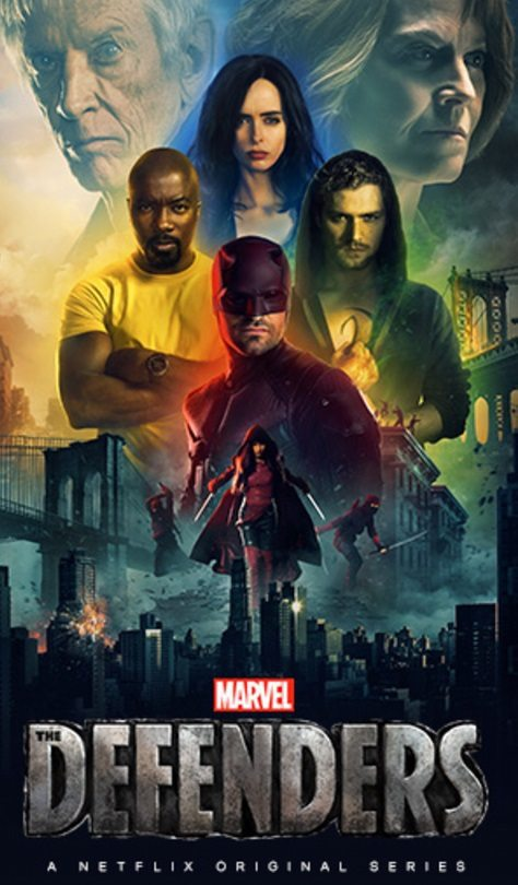 The Defenders – Temporada 1 Completa [2017] [NTSC/DVDR-Custom HD] Latino – Ingles