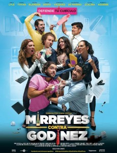 Mirreyes Vs Godinez [2019] [NTSC/DVDR- Custom HD] Español Latino